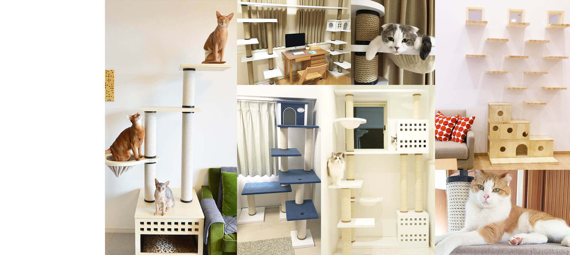 cat tower pet goods order made